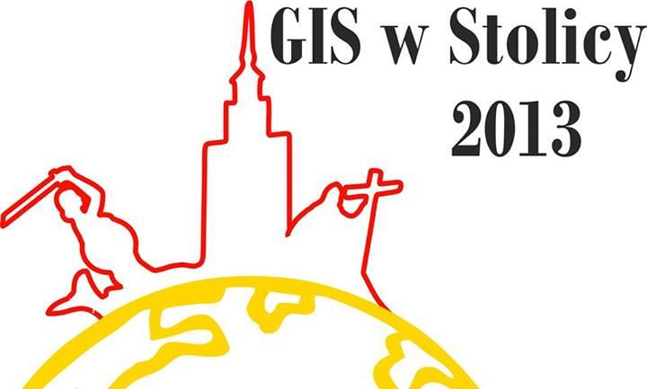 GIS w stolicy - logo