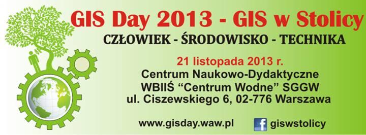 GIS w Stolicy