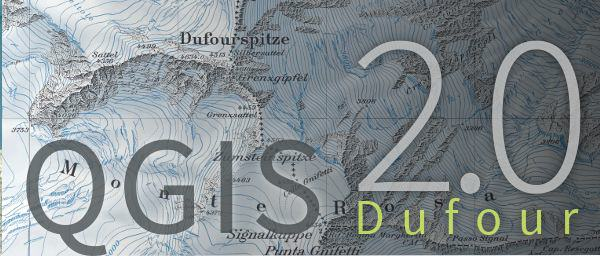 Qgis 2.0 - Ekran startowy