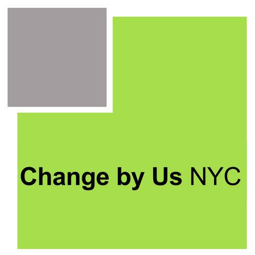 Logo ChangebyUs/źródło: Change by Us NYC