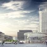 Rotunda - wizualizacja nowego projektu. / źródło: materiały prasowe
