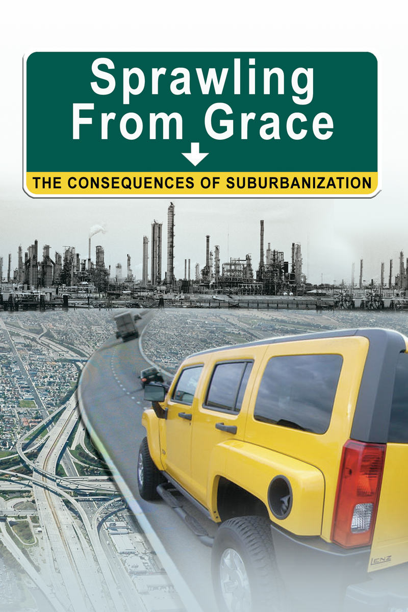 Sprawling from grace : the consequences of suburbanization / źródło: http://www.newvideo.com/wp-content/uploads/boxart/NNVG1390.jpg