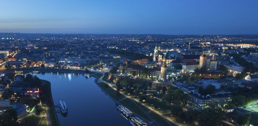 Kraków / źródło : INTBAU
