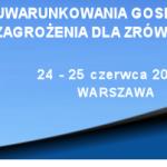 Konferencja – Współczesne uwarunkowania gospodarowania przestrzenią