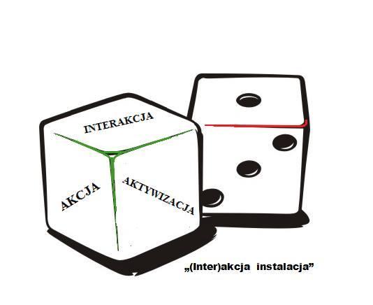 Interakcja instalacja - SKNGP Puzzle