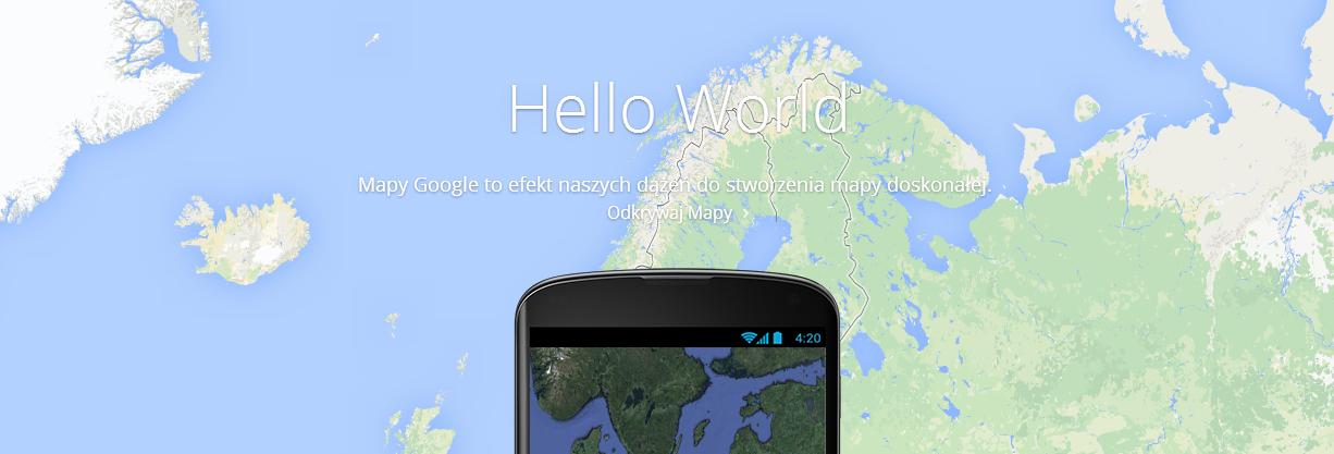 mapy google – 2