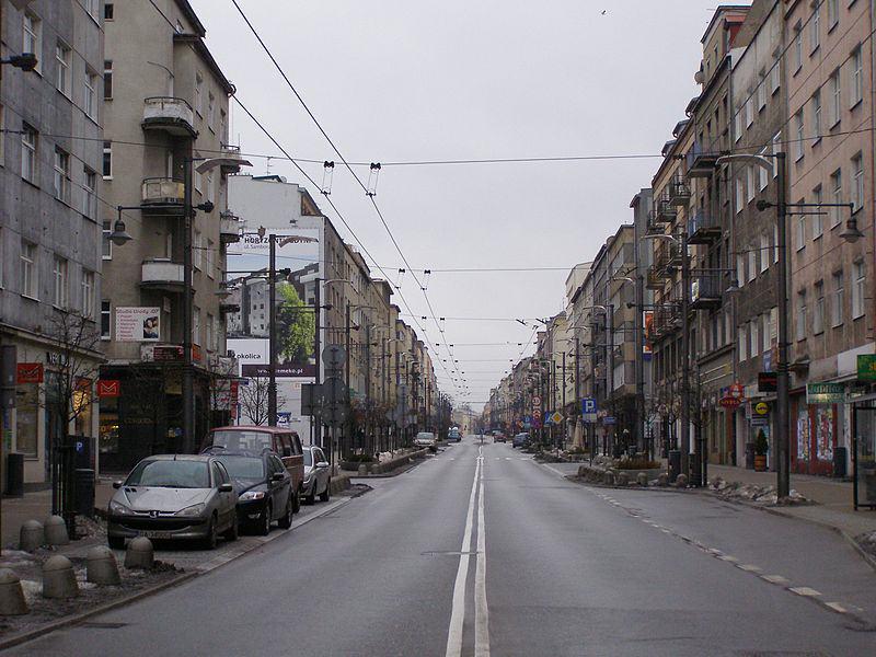 Ulica Świętojańska w Gdyni
