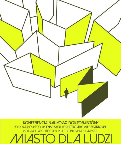 Konferencja Miasto dla Ludzi_plakat