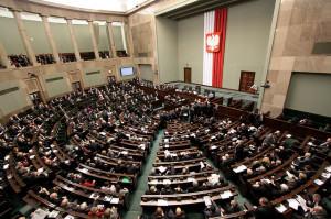 Sejm Deregulacja