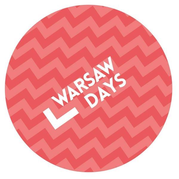Logo Warsaw Days, źródło: http://warsawdays.pl/