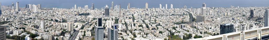 TelAviv-Panorama, źródło: http://upload.wikimedia.org/wikipedia/commons/3/34/TelAviv-Panorama3.jpg
