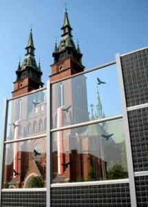 Kościół Świętego Krzyża w Kielcach / źródło: wyborcza.pl / fot. Michał Frąckowiak