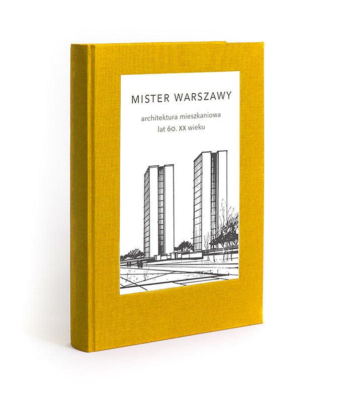 Mister Warszawy  / źródło: fundacja Raster