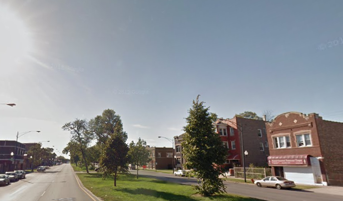 Cermak Road - google street view
