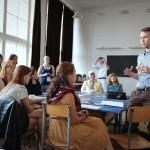 Praca w grupach pod kierownictwem Mentorów