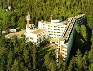 Sanatorium w Paimo