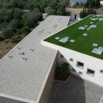 Basen i Spa w Hotelu Castell del Hams © A2arquitectos