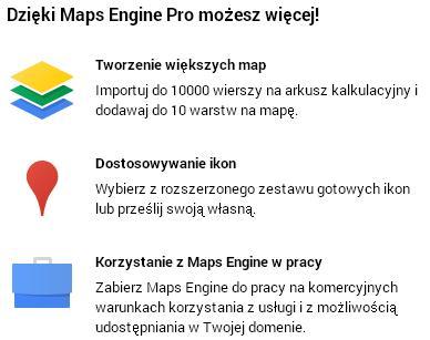 GoogleMaps Engine Pro