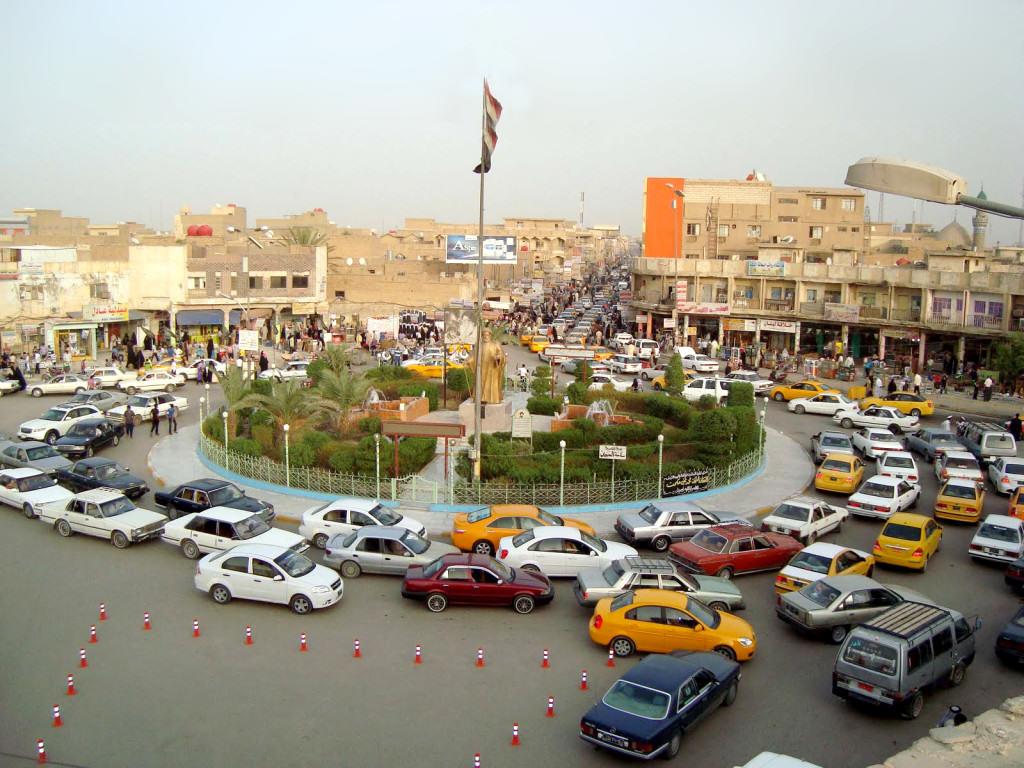 Naserya city center