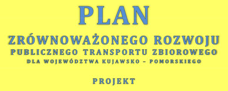 plan transportu