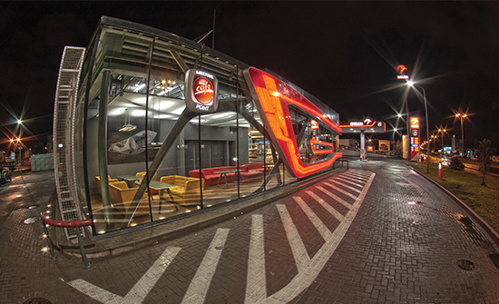 (2) Orlen Meeting Point Stop Cafe © Kaniewski Design