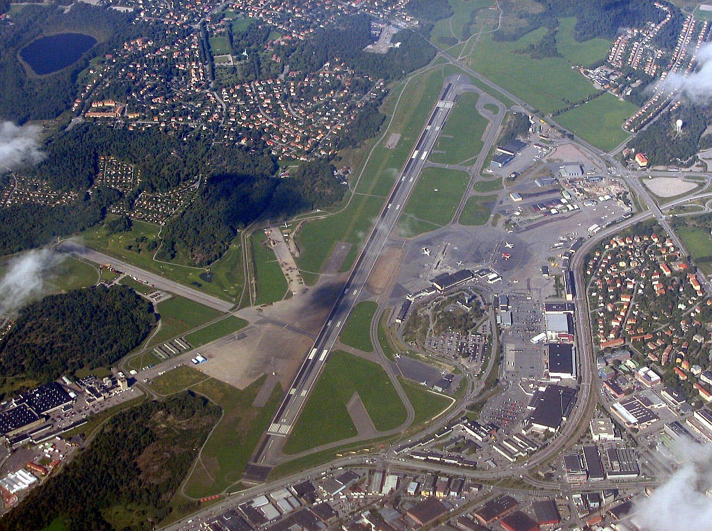 Bromma Airport