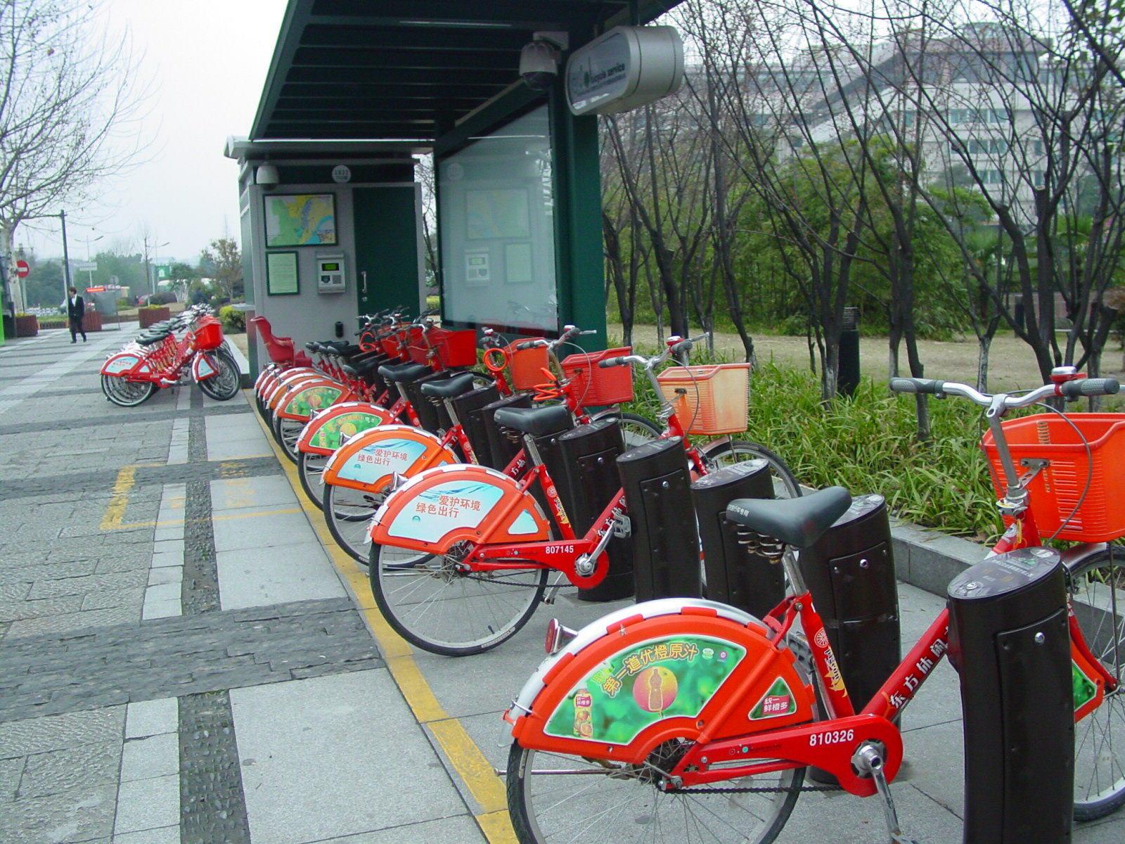 Service_bicyclette_hangzhou_zhongguo, Źródło: http://zh.wikipedia.org/