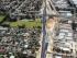 Aerial view - Leach Highway/Abernethy Road November 2014, źródło: GatewayWA
