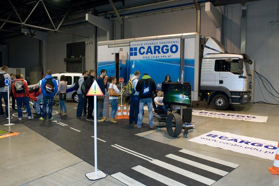 Stanowisko firmy CARGO