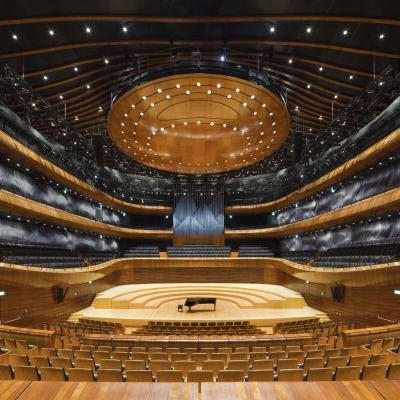 Katowice Symfonia autor Daniel Rumiancew