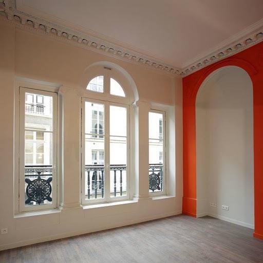 Przykładowe paryskie mieszkanie socjalne; autor: Mairie de Paris/Henri Garat