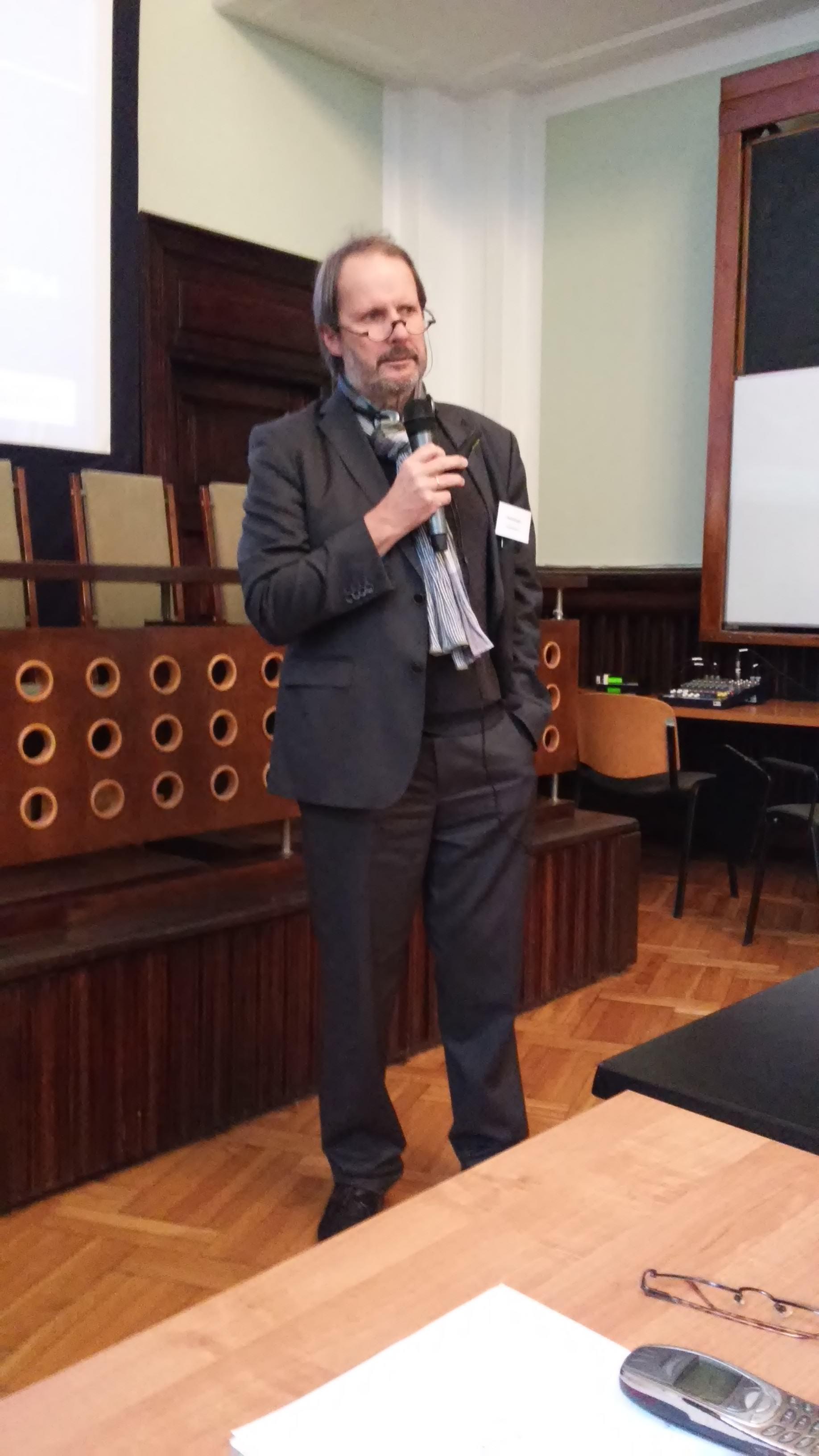 Prof. Harald Kegler