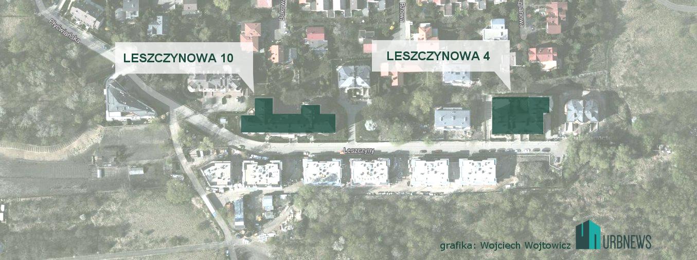 Warszawa Leszczyny pod Skocznią