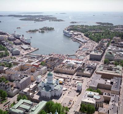 Helsinki, Źródło: www.dezeen.com