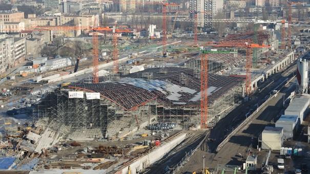 Budowa NCŁ