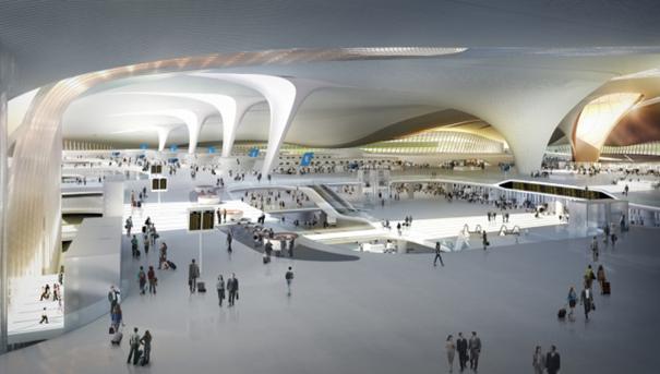Największe lotnisko świata powstanie w Pekinie
