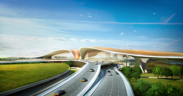 Największe lotnisko powstanie w Pekinie