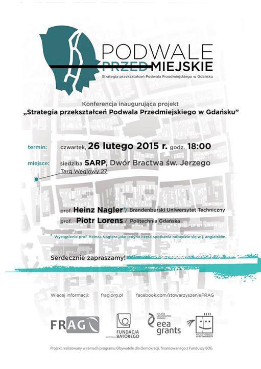 Podwale Przedmiejskie Gdansk