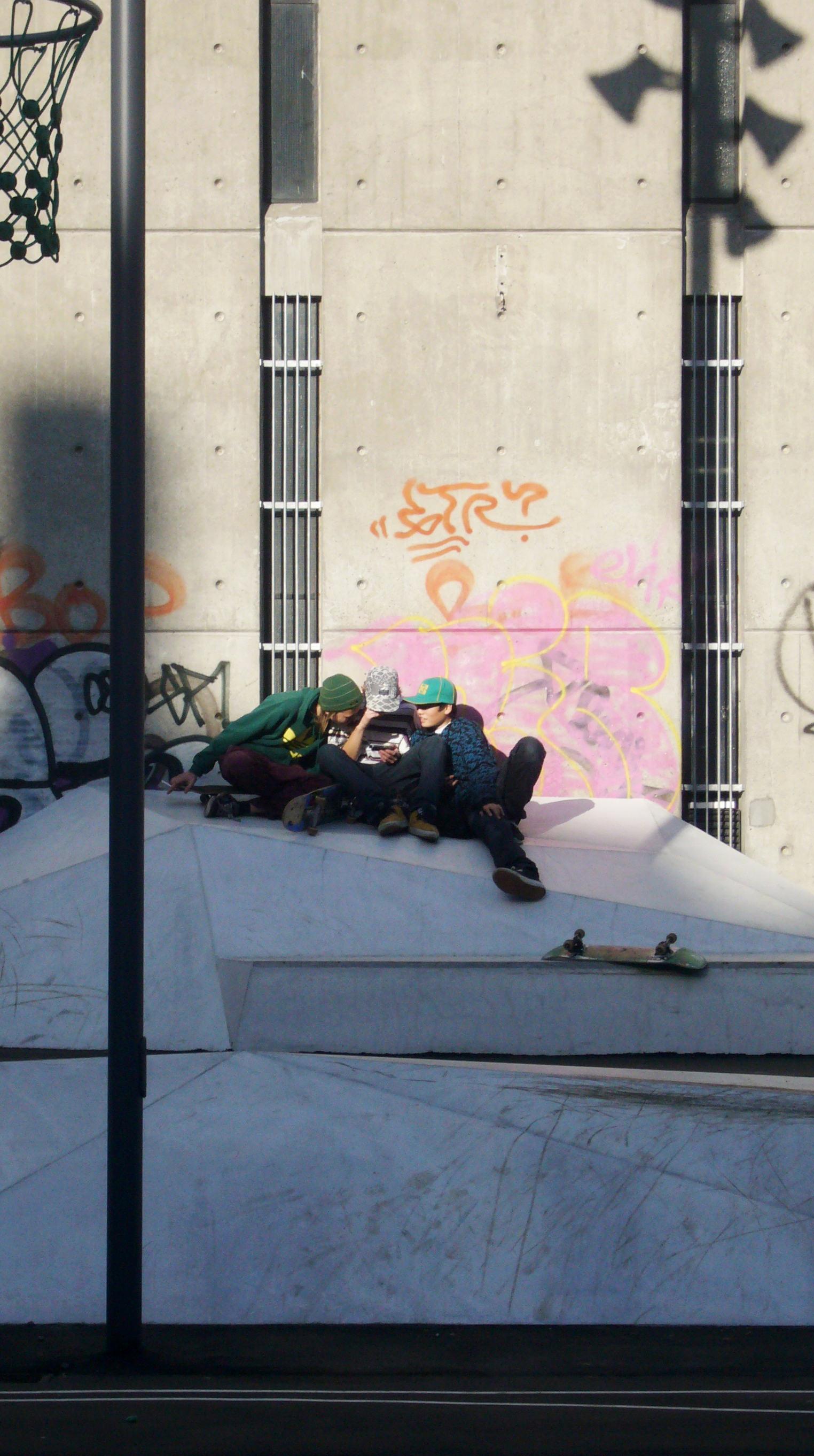 11landskab_Charlotte Ammundsens square, Kopenhaga2