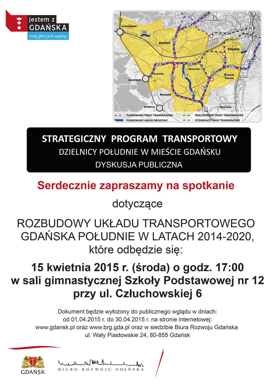 Gdansk Plan transportowy