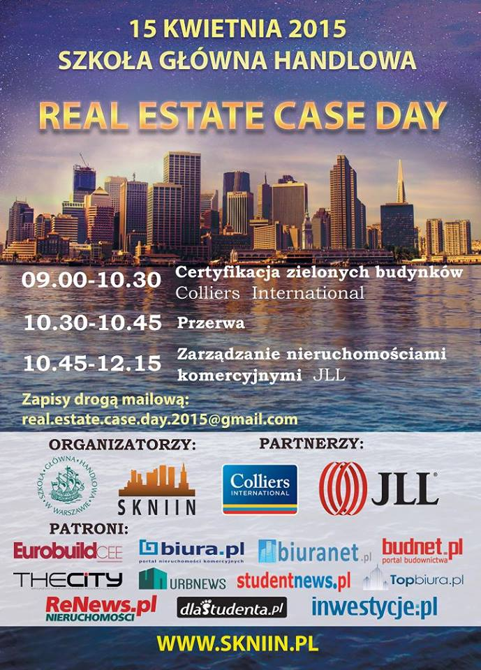 Real estate case day