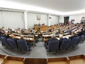 73. posiedzenie Senatu, Fot. Michał Józefaciuk/Kancelaria Senatu
