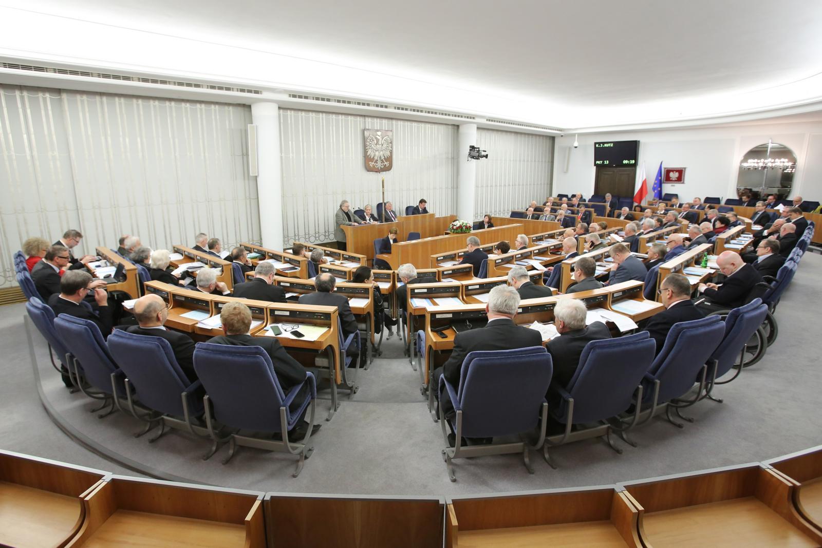 Senat Fot. Michał Józefaciuk  Kancelaria Senatu