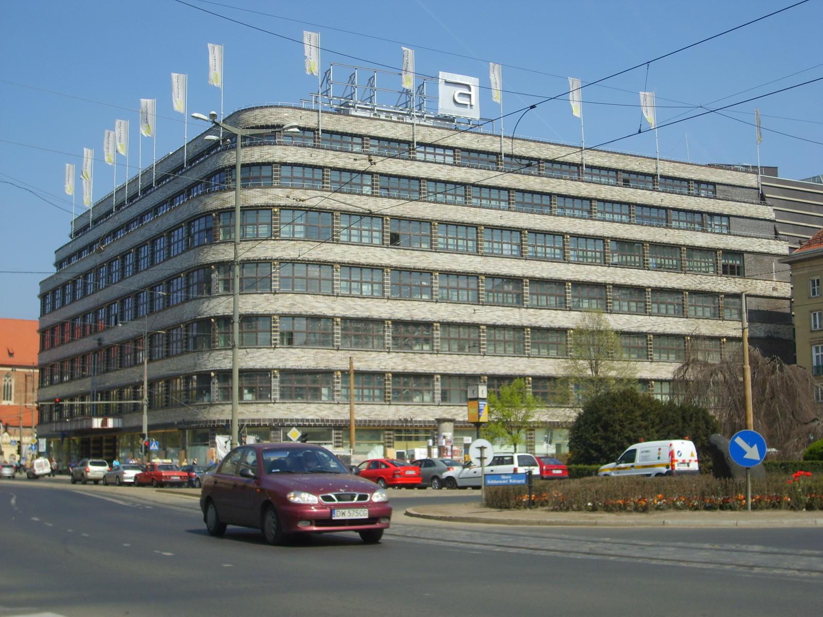 Renoma w 2009 roku, autor: Wiśnia / Wikimedia Commons lic. CC-BY-3.0