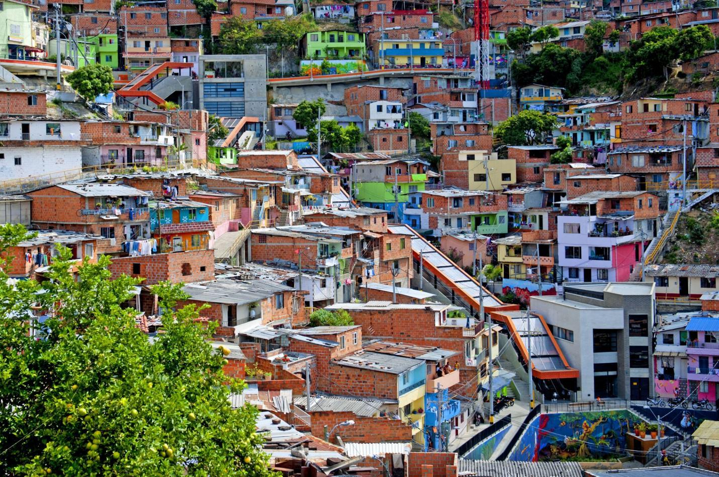 MedellinSchody
