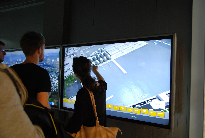 Badanie SV FRAME w Gdynia InfoBox fot. Agata Bonis+éawska