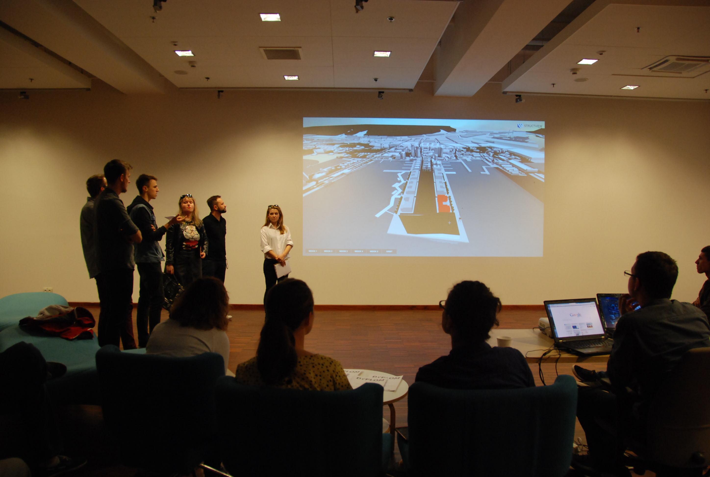 Fina+éowe prezentacje Strefa Startup PPNT 2  fot. Agata Bonis+éawska