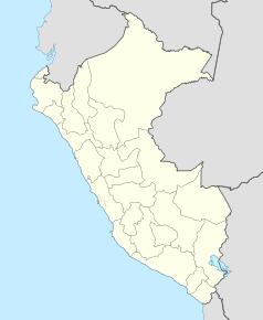 Lokalizacja Iquitos
