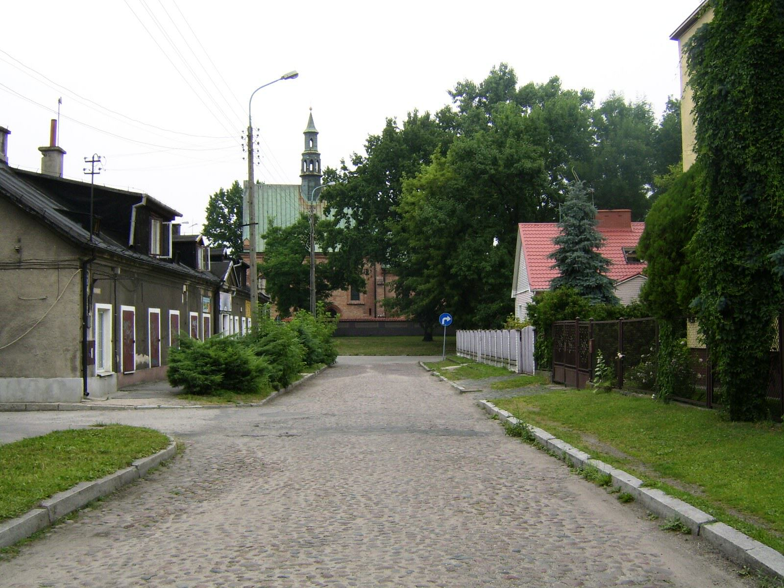 Stare Miasto w Radomiu. autor: Farary / Wikimedia Commons