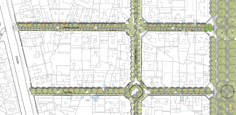Valencia plan arch